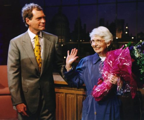 Dorothy Mengering, David Letterman's mother, dead at 95