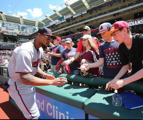 Minnesota Twins: Byron Buxton's inside-the-park homer highlights win over Arizona Diamondbacks
