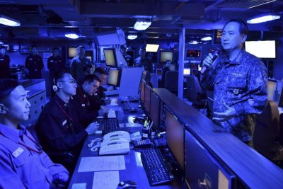 South Korea navy forms task force for missile defense