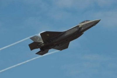 Lockheed Martin contracted for U.K. F-35 flight trials