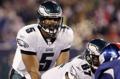 Donovan McNabb says he is a Hall of Famer