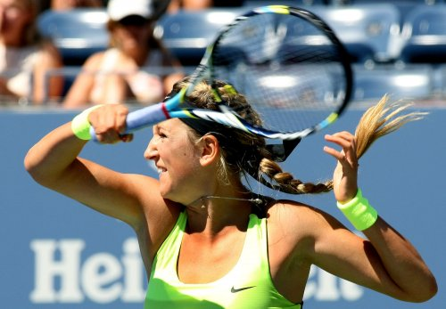 Azarenka, S. Williams win again