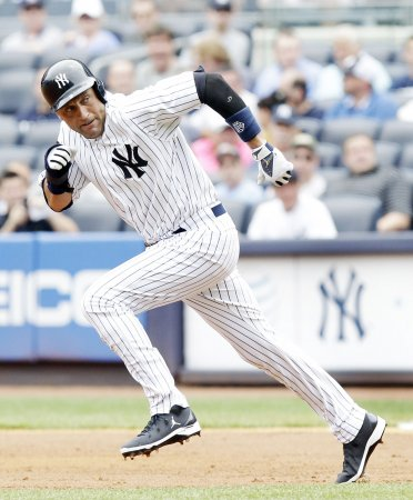 MLB: New York Yankees 8, Kansas City 4