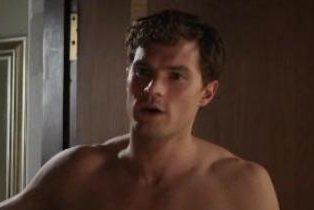 Jamie Dornan stars in new 'Fifty Shades of Grey' clip