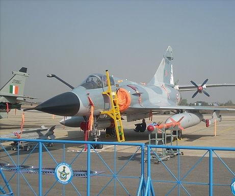 India receiving upgraded Mirage fighters
