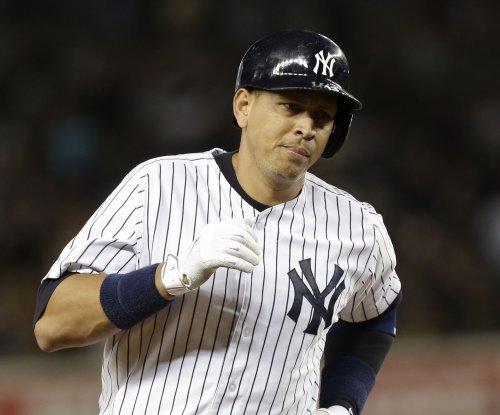 Alex Rodriguez hits three homers in New York Yankees' win