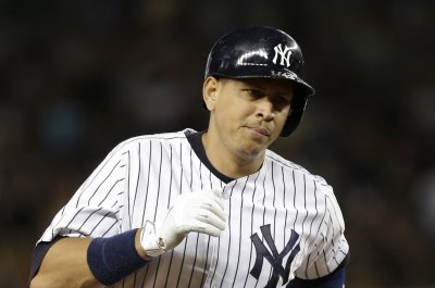 Alex Rodriguez hits three homers in New York Yankees' win
