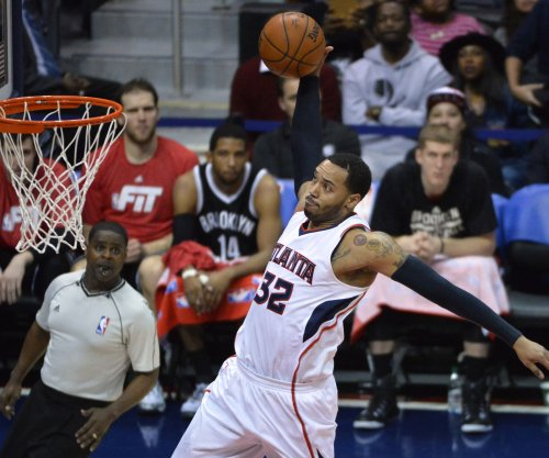 Atlanta Hawks' Mike Scott faces up to 25 years in prison