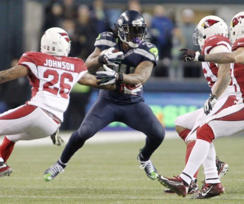 Seahawks RB Marshawn Lynch out for Sunday's game