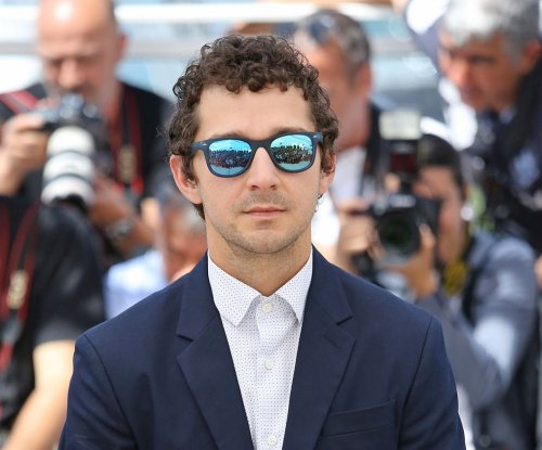 Shia LaBeouf on the move with strangers for latest art piece