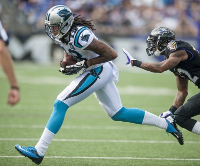 Carolina Panthers QB Cam Newton won't let WR Kelvin Benjamin remain quiet