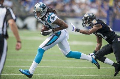 Carolina Panthers QB Cam Newton won't let WR Kelvin Benjamin remain quiet