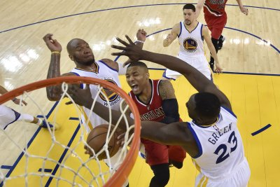 2017 NBA Playoffs: Golden State Warriors vs. Portland Trail Blazers preview, outlook