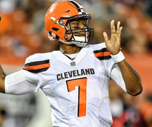 New era begins: Cleveland Browns name DeShone Kizer starting quarterback