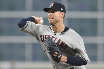 Reports: Reds, Indians, Padres have discussed Corey Kluber trade