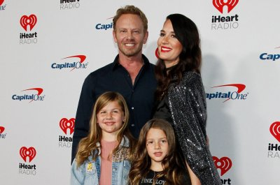 'BH90210' star Ian Ziering splits from wife Erin