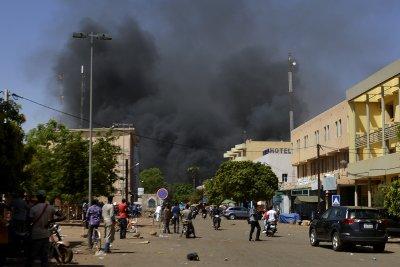 Burkina Faso killed 31 after anti-terror sweep, watchdog says