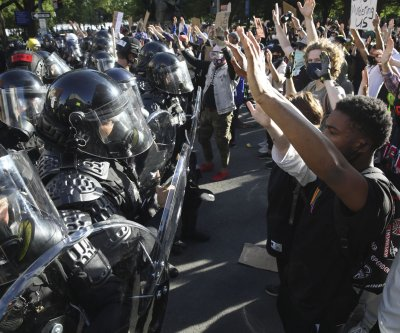 Amnesty Int'l: Police violated protesters' rights at rallies across U.S.