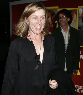 McDormand to star in B'way's 'People' play