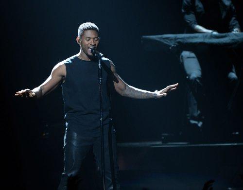 Funeral set for Usher's stepson