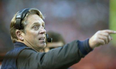 Del Rio to become Broncos' interim coach