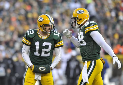 Rodgers, Brady lead Pro Bowl selections