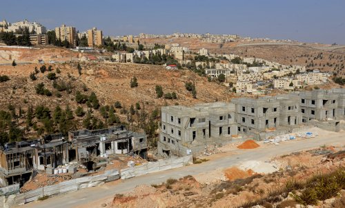Netanyahu wants West Bank and E1 building plans stopped