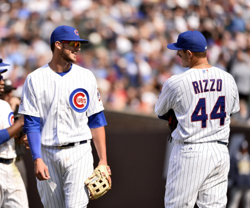 Bryant hitless in debut as Chicago Cubs fall to San Diego Padres