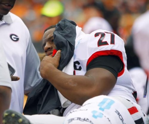 Georgia RB Nick Chubb has knee surgery