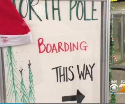 United Airlines flies sick and recovering kids to the 'North Pole'