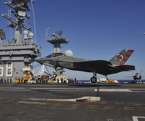 Lockheed Martin meets F-35 delivery goal