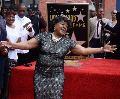 Gospel singer Shirley Caesar receives star on Hollywood Walk of Fame