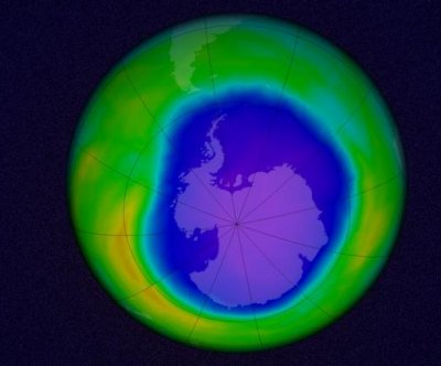 Scientists spot first signs of healing in the Antarctic ozone