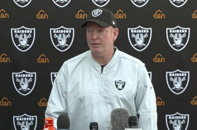 Oakland Raiders ditching offensive coordinator, despite owning AFC's No. 2 offense