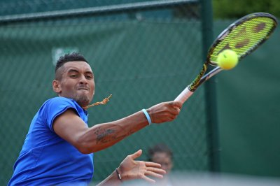 Nick Kyrgios rolls into semifinals at Open 13 in France