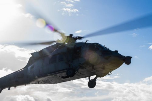 U.S. Navy orders 126 helmet systems for MH-60 aircraft