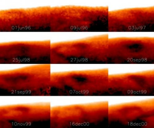 Astronomers discover a second 'great spot' on Jupiter