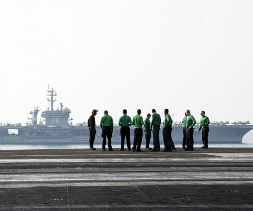 USS Carl Vinson to arrive near Korean peninsula next week