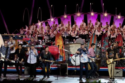 Beach Boys, Temptations and more perform at 'A Capitol Fourth' concert