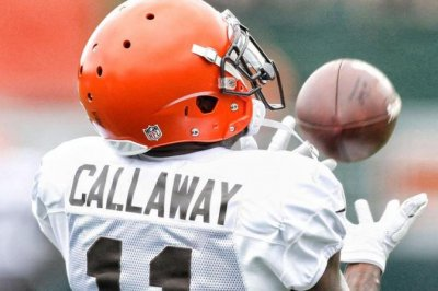 Cleveland Browns WR Antonio Callaway cited for marijuana possession