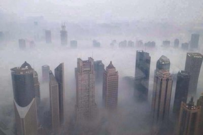 Study: Smog may increase risk for dementia