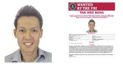 U.S. imposes sanctions on Singapore man accused of laundering money