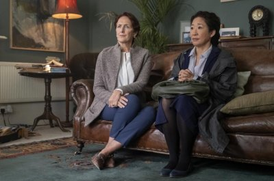 'Killing Eve' star Fiona Shaw: Opportunities improving for women