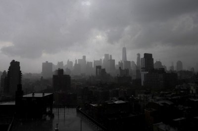Severe storms, flooding to wipe away heat from Northeast