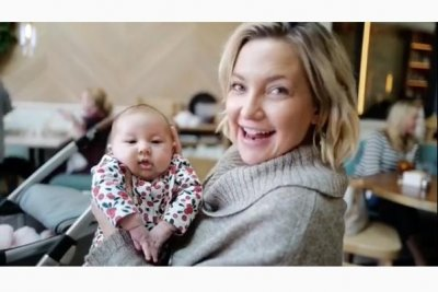 Kate Hudson shares video on daughter Rani's 1st birthday