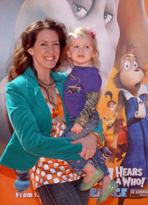 Joely Fisher adopts baby girl