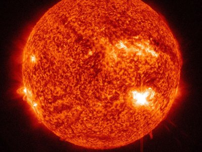 NASA's IRIS observes first coronal mass ejection -- aka a giant solar flare