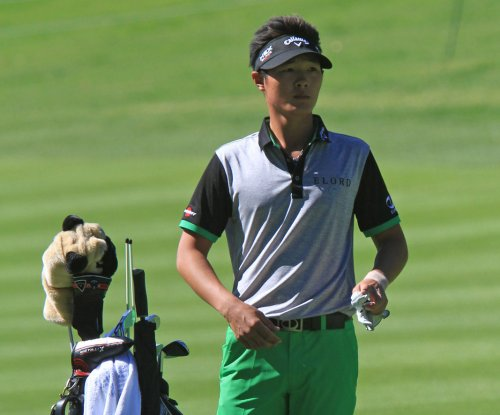 Danny Lee on top after Bridgestone's opening round