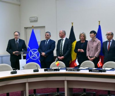 NATO allies sign air-to-ground munitions pact