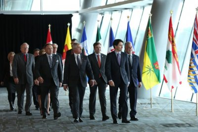 Canada makes low-carbon commitments